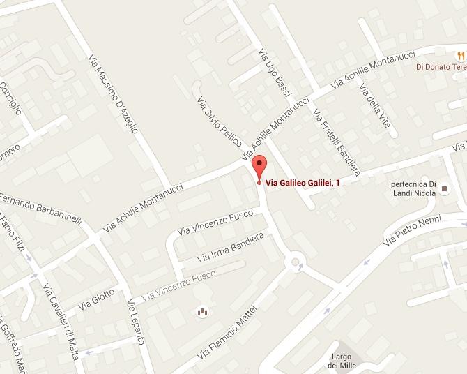 IM mappa Santa Marinella